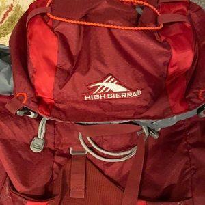 High Sierra 35 Backpacking Backpack 🎒 🏕
